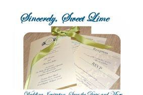 Sincerely, Sweet Lime