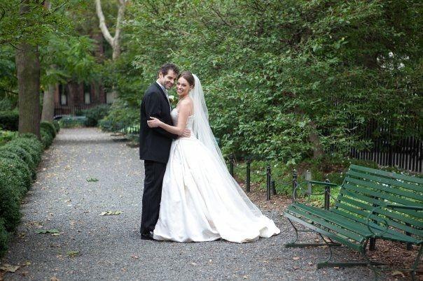 NYC Gramercy Park Wedding