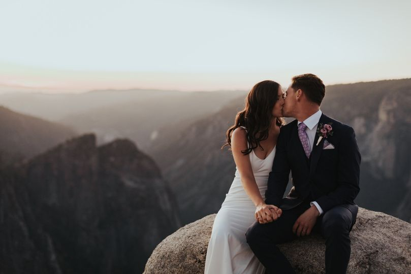 Cordell + Maddie, Yosemite