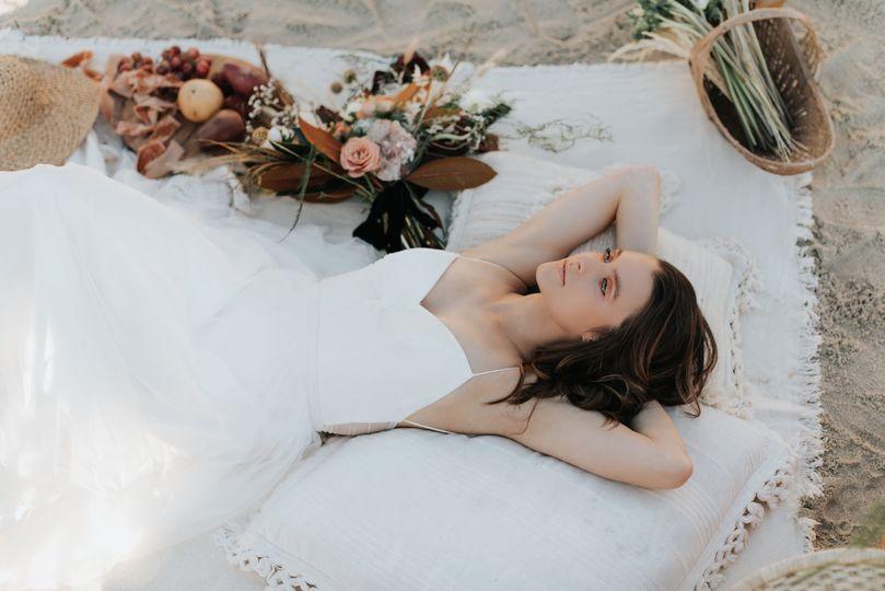 Kathryn Bridal Shoot