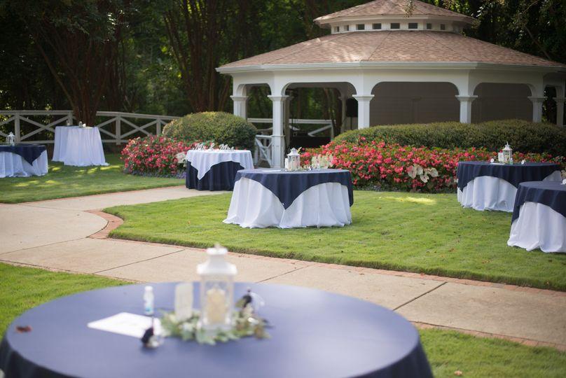 Topiary Reception