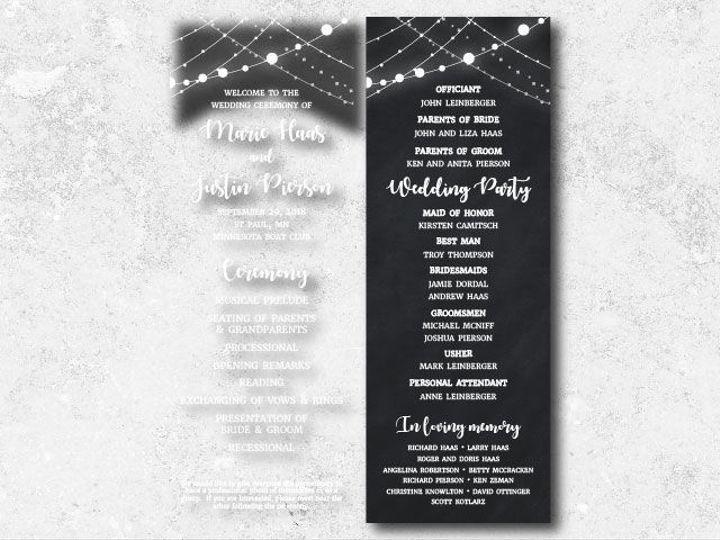 Tmx 1538163647 9b311ad410aa6d07 1538163646 5dbca0b35865ee6b 1538163624731 2 Marie Justin Progr Minneapolis, Minnesota wedding invitation