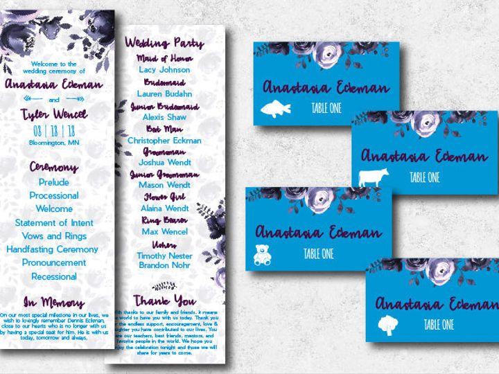 Tmx 1538163648 535be384fb7ddb17 1538163647 9d1c834a37fa795a 1538163624732 5 Anastasiatyler Pro Minneapolis, Minnesota wedding invitation