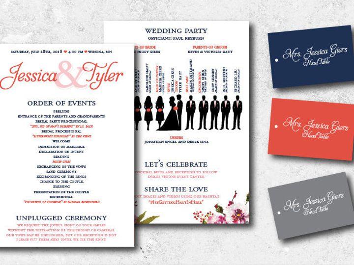Tmx 1538163649 7d398517499cd206 1538163648 E801ea008c6ee2ad 1538163624734 8 Jessicatyler Progr Minneapolis, Minnesota wedding invitation