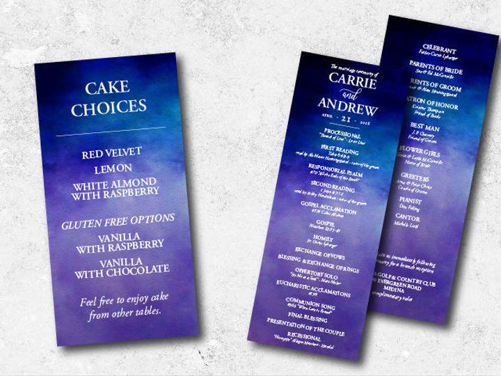 Tmx 1538163688 16429ad8bb3b38e7 1538163687 Dd2b422c8fdb4024 1538163624749 47 Carrieandrew Othe Minneapolis, Minnesota wedding invitation