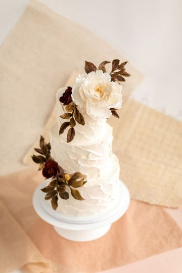 Hand crafted Sugar Flowers