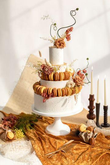 Nutmeg Cake Design