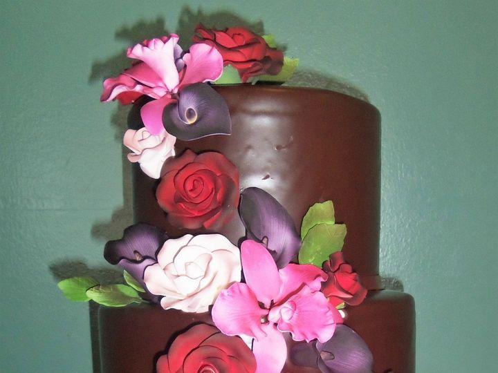 Tmx 1478716295584 Wc4 Buffalo, New York wedding cake