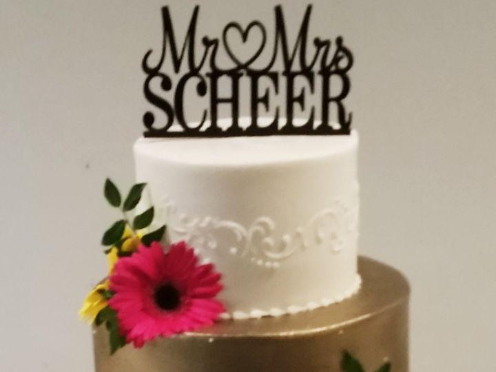 Tmx 1478716340675 Wc3 Buffalo, New York wedding cake