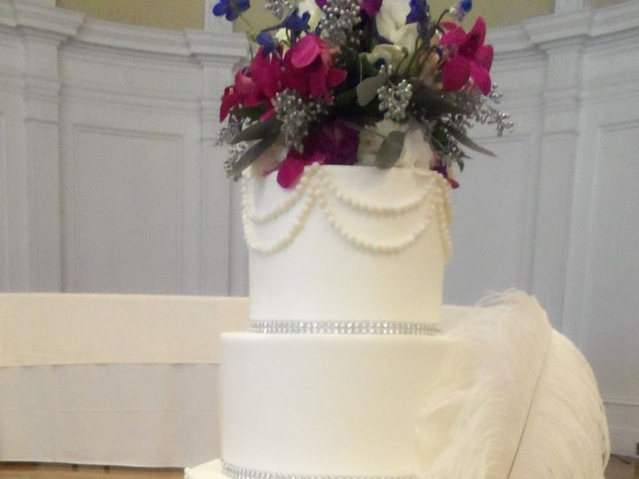 Tmx 1478716525420 Wc12 Buffalo, New York wedding cake