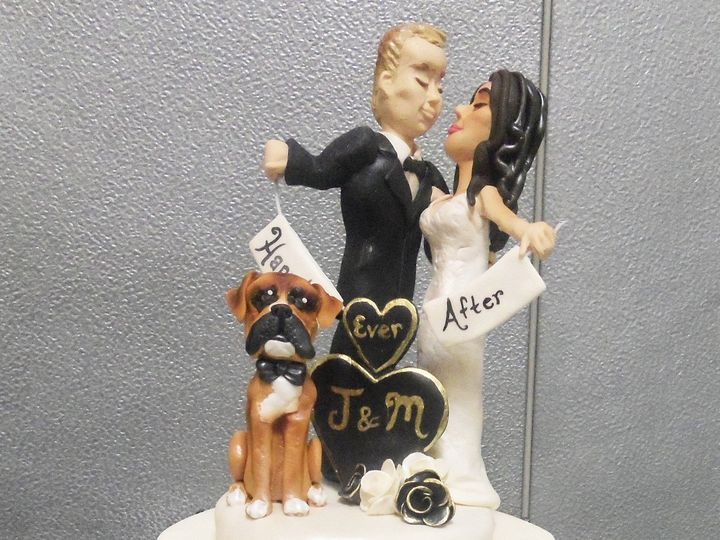 Tmx 1478716840664 Wc98 Buffalo, New York wedding cake