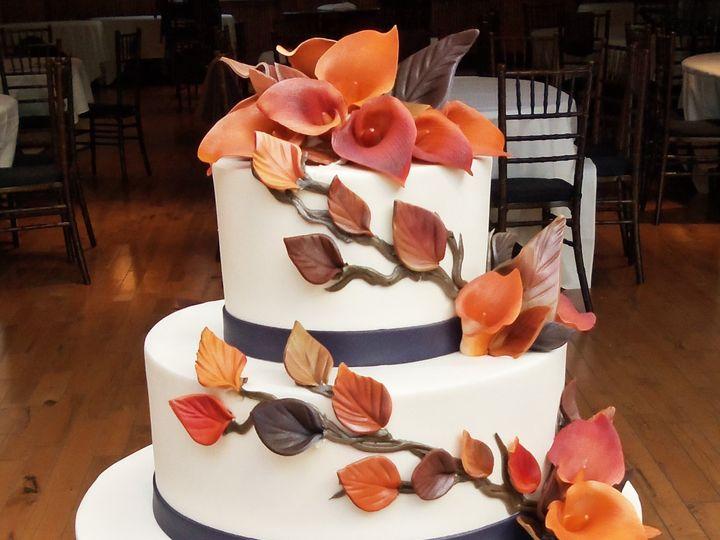 Tmx 1478716888033 Wc96 Buffalo, New York wedding cake