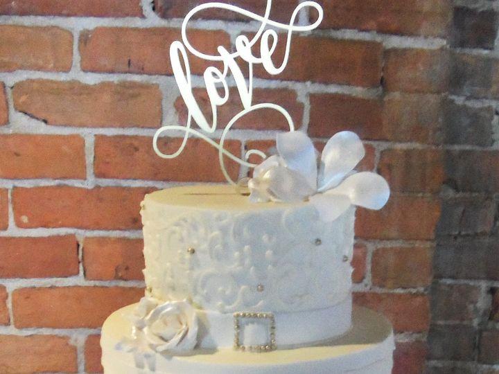 Tmx 1478716999216 Wc88 Buffalo, New York wedding cake