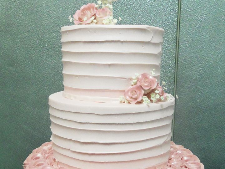 Tmx 1478717089446 Wc84 Buffalo, New York wedding cake