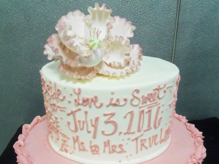 Tmx 1478717123121 Wc83 Buffalo, New York wedding cake
