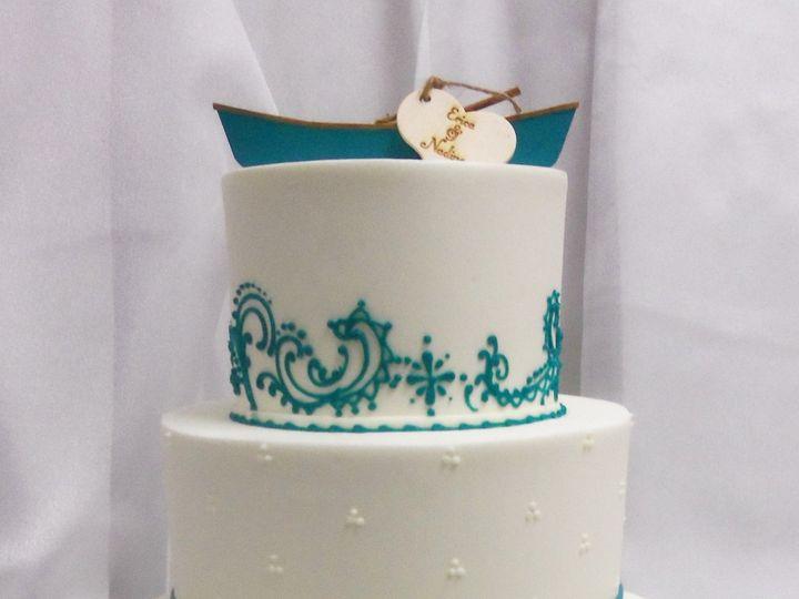 Tmx 1478717344029 Wc76 Buffalo, New York wedding cake