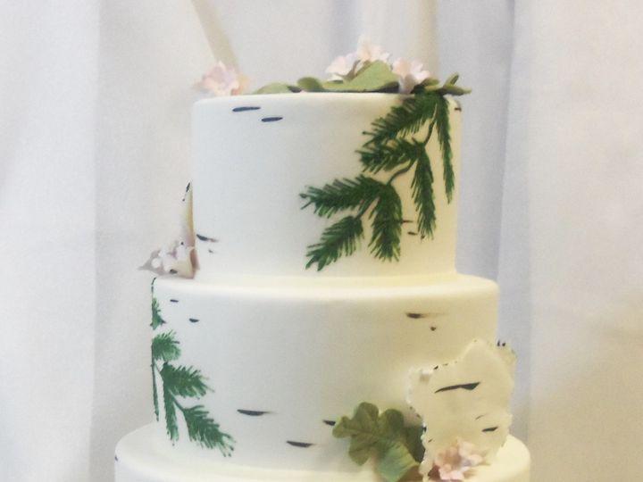 Tmx 1478717385315 Wc74 Buffalo, New York wedding cake