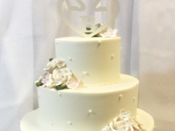 Tmx 1478717407517 Wc73 Buffalo, New York wedding cake