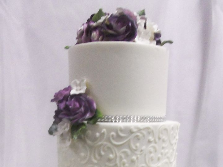 Tmx 1478717682099 Wc67 Buffalo, New York wedding cake