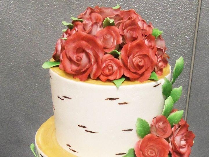 Tmx 1478718591100 Wc50 Buffalo, New York wedding cake