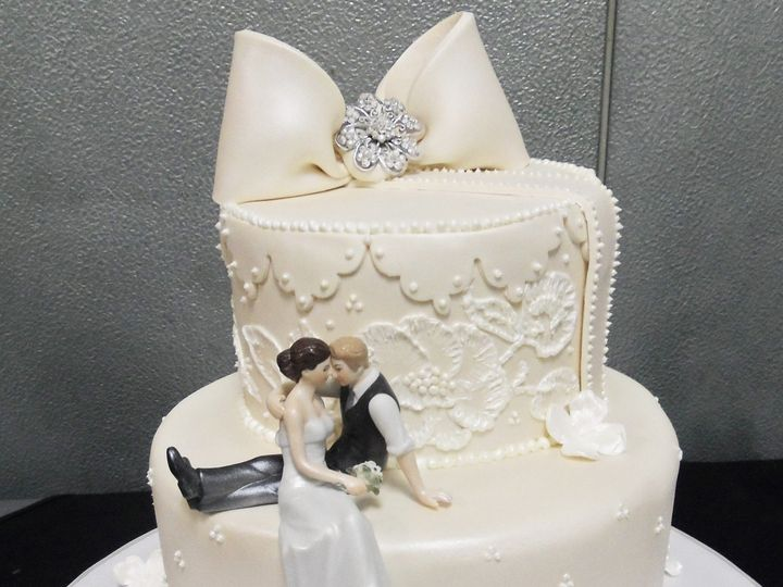 Tmx 1478718720604 Wc44 Buffalo, New York wedding cake
