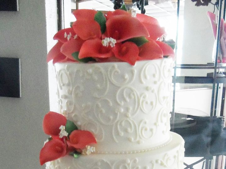 Tmx 1478719097425 Wc25 Buffalo, New York wedding cake
