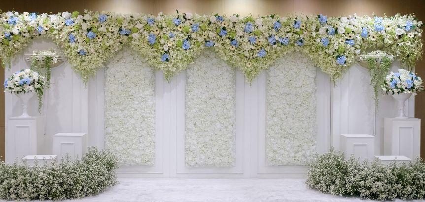 blue white floral backdrop 51 1003689 158795462222998