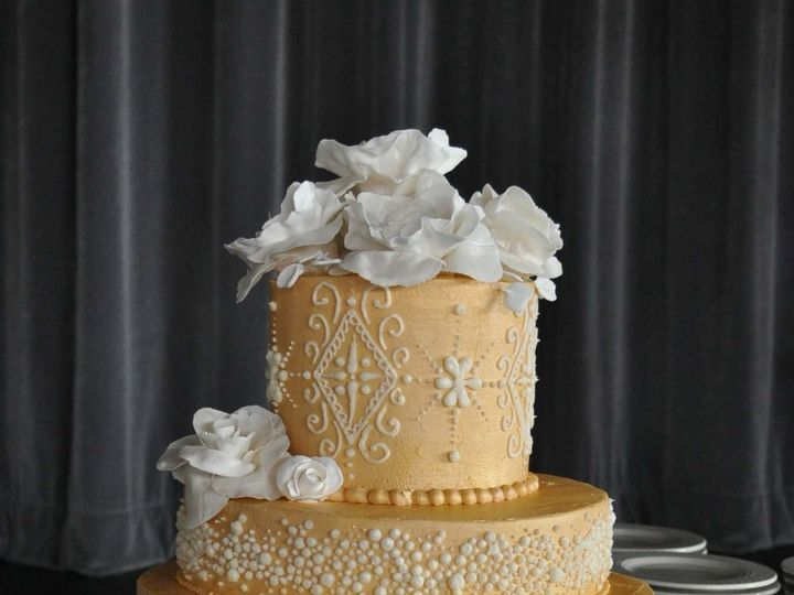 Tmx 1367160457570 Bekka Escondido, CA wedding cake