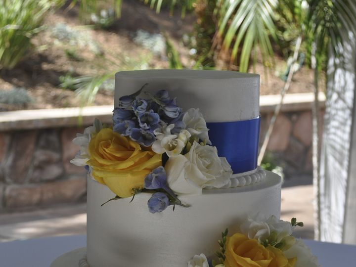 Tmx 1367160626147 Dsc0220 Escondido, CA wedding cake