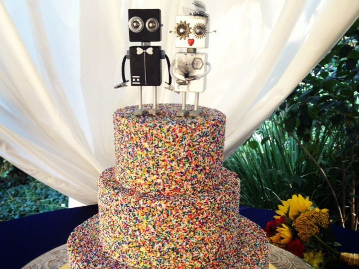 Tmx 1386892154952 Sprinkle Escondido, CA wedding cake