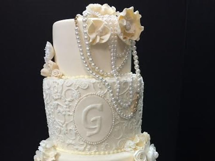 Tmx 1463408458327 81d242d3 Acf1 4321 A3c6 Dfbc90ffbf70 Escondido, California wedding cake