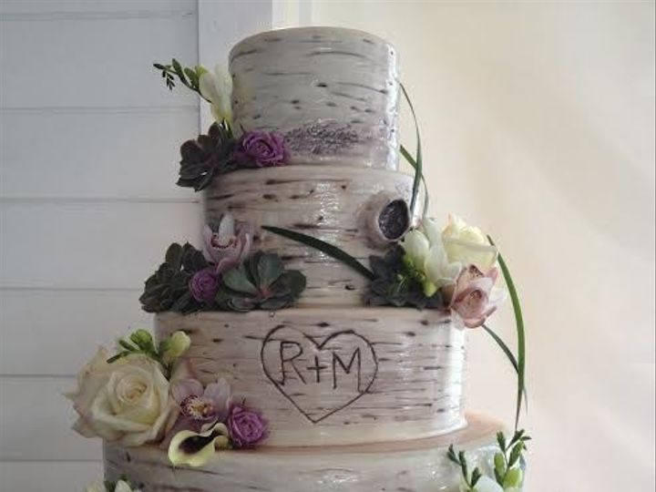 Tmx 1463408495980 A6192888 Ffc9 4c96 856c 570d102692f7 Escondido, CA wedding cake