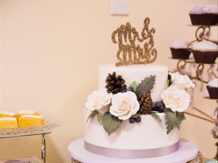 Tmx 1463408516235 Efc69b7c 931d 42b4 A35d 282bb004ab0c Escondido, CA wedding cake