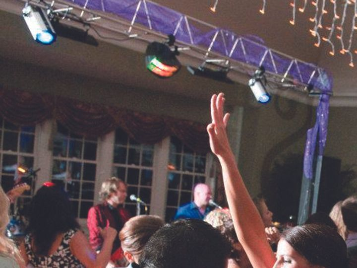 Tmx 1455662103750 Theplaidsstarmontweddingbride Greensboro wedding band