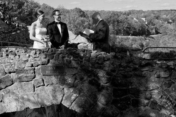 Wedding At Rock City