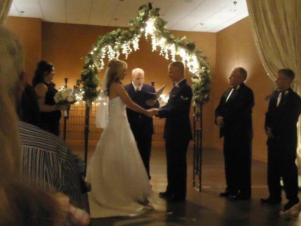 Wedding At Trivett Hall