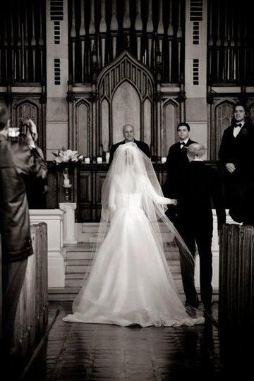 Wedding At Patten Chapel (UTC)