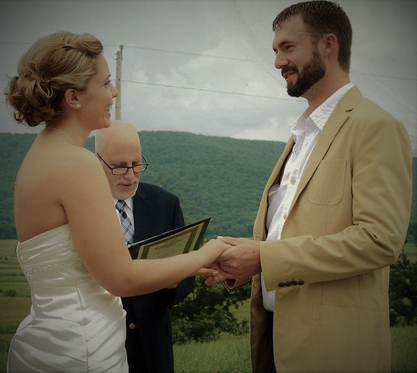 Wedding at a
