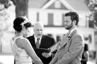 Neighborhood Wedding
