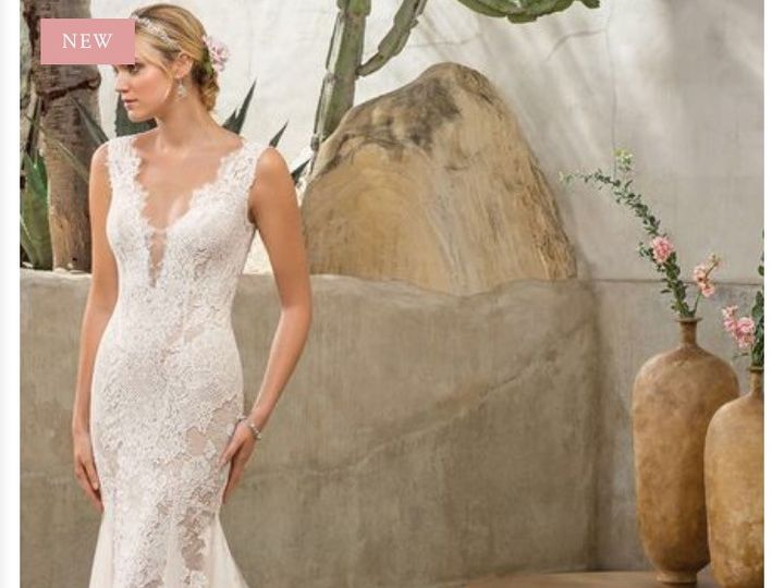 Tmx 1501344722122 Img6539 Brick, New Jersey wedding dress