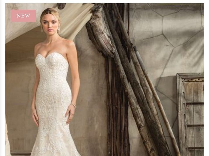 Tmx 1501344810671 Img6552 Brick, New Jersey wedding dress