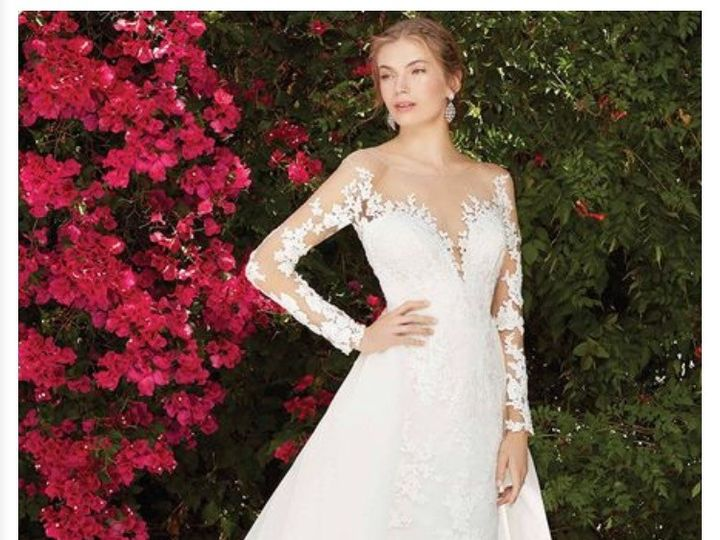 Tmx 1501344850323 Img6559 Brick, New Jersey wedding dress