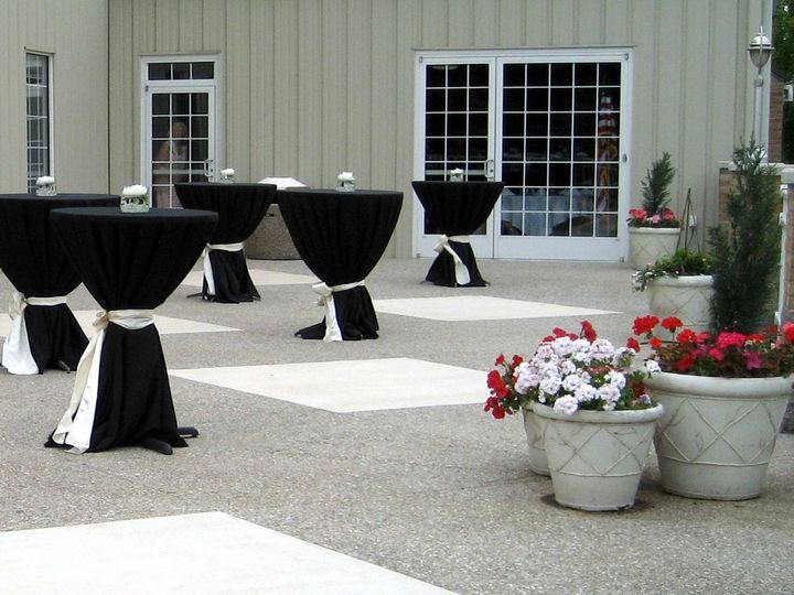 Tmx 1354215755743 June62009046Crop Spring Lake, MI wedding venue