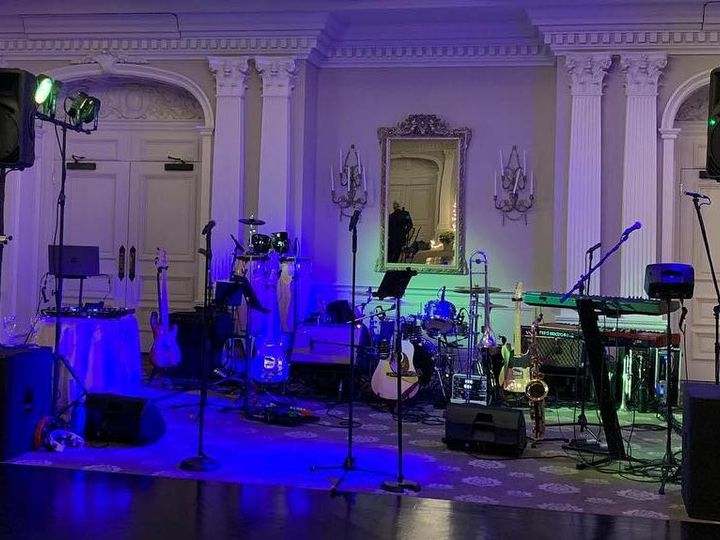 Tmx Setup At Park Savoy 51 1035689 Staten Island, NY wedding band