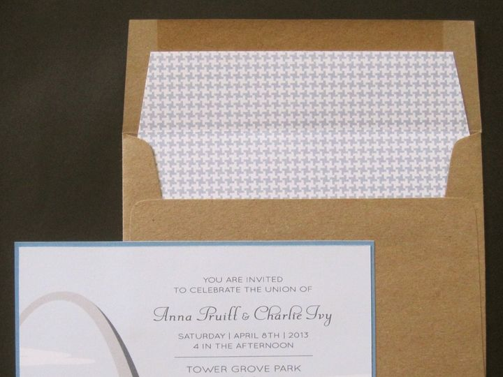 Tmx 1358536158967 IMG1742 Los Angeles wedding invitation