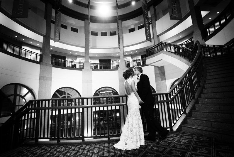 Bullock museum wedding