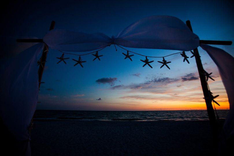 Starfish decoration