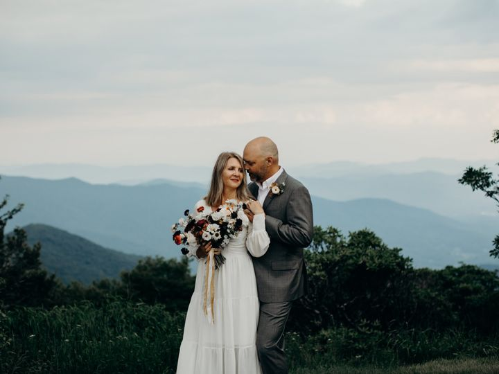 Tmx Amanda And Travis 25 Years Mountains 83 51 1066689 160019280863226 Winston Salem, NC wedding photography