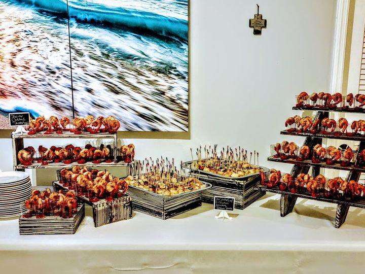 Tmx Hors Doeuvres Table 51 1866689 160755910544538 Melbourne, FL wedding catering