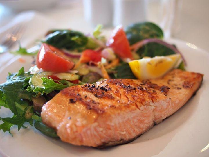 Tmx Salmon Dish Food Meal 46239 51 1866689 1568405279 Merritt Island, FL wedding catering